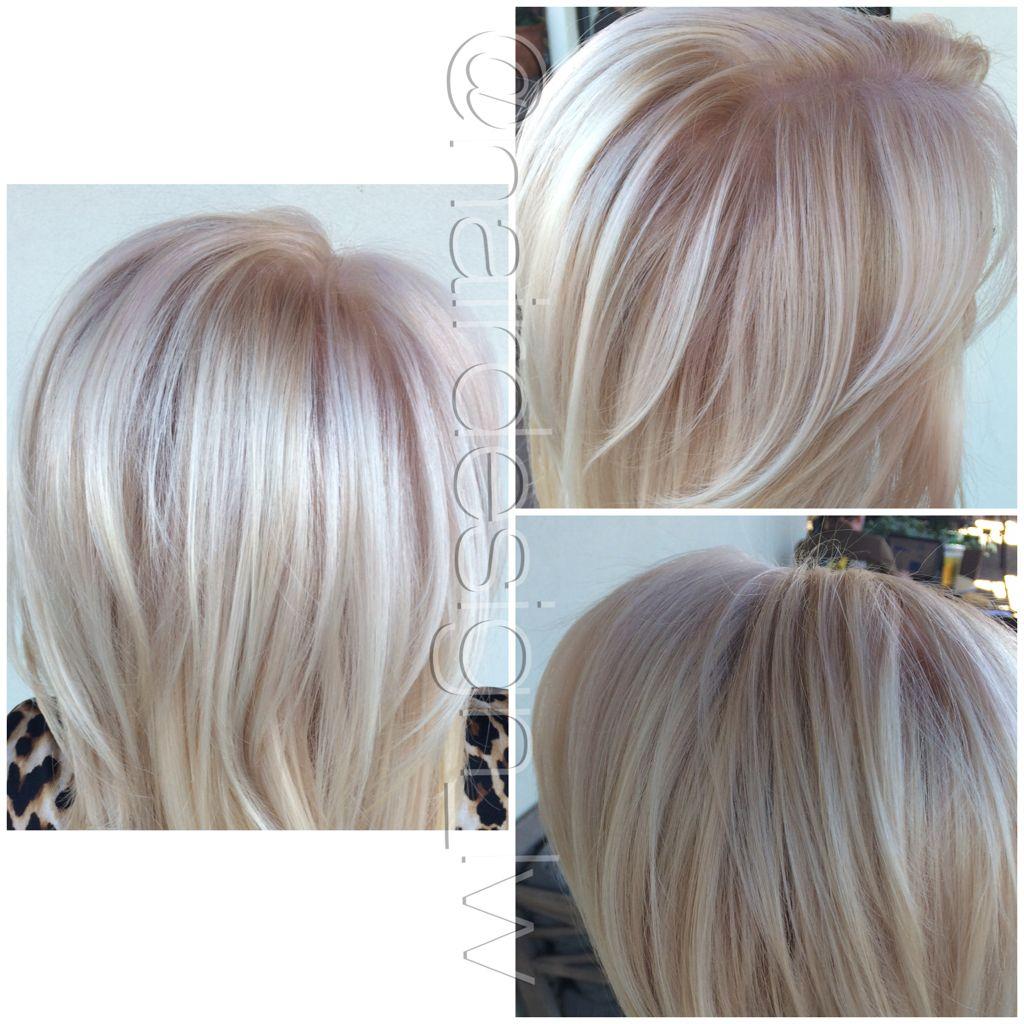 18++ Pearl blonde vs ash blonde inspirations