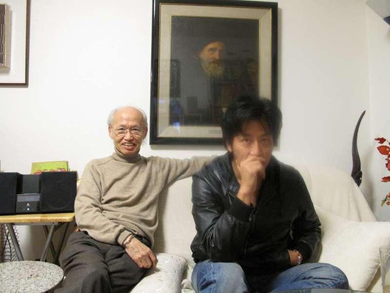 岡村靖幸君と十番パトロールの画...