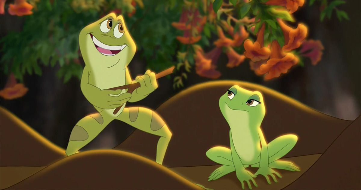 Quiz: You've Been Turned Into a Frog. Can You Figure Out How to Turn Back Into a Human?
