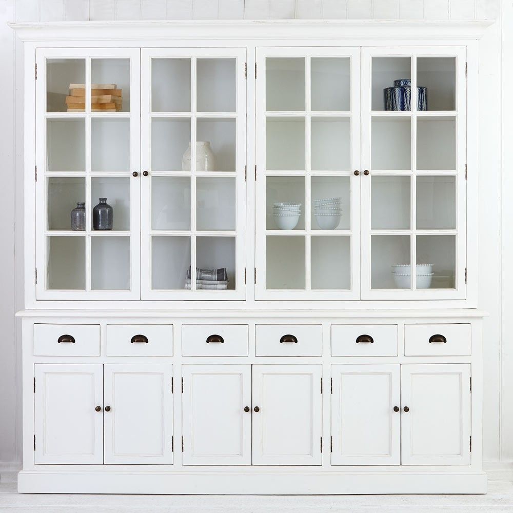 Fabulous Buffet Hutch Dining Room Office Living Room Flairs ...