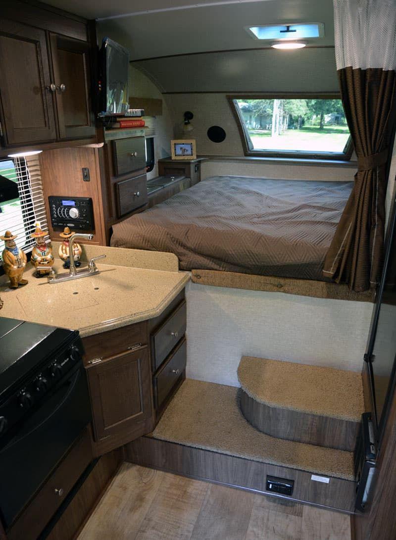 Picking The Perfect Truck Camper Camper Interior Design Camper