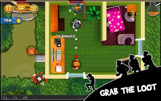Android game Robbery Bob Free v1 8 0 Apk + OBB | Android