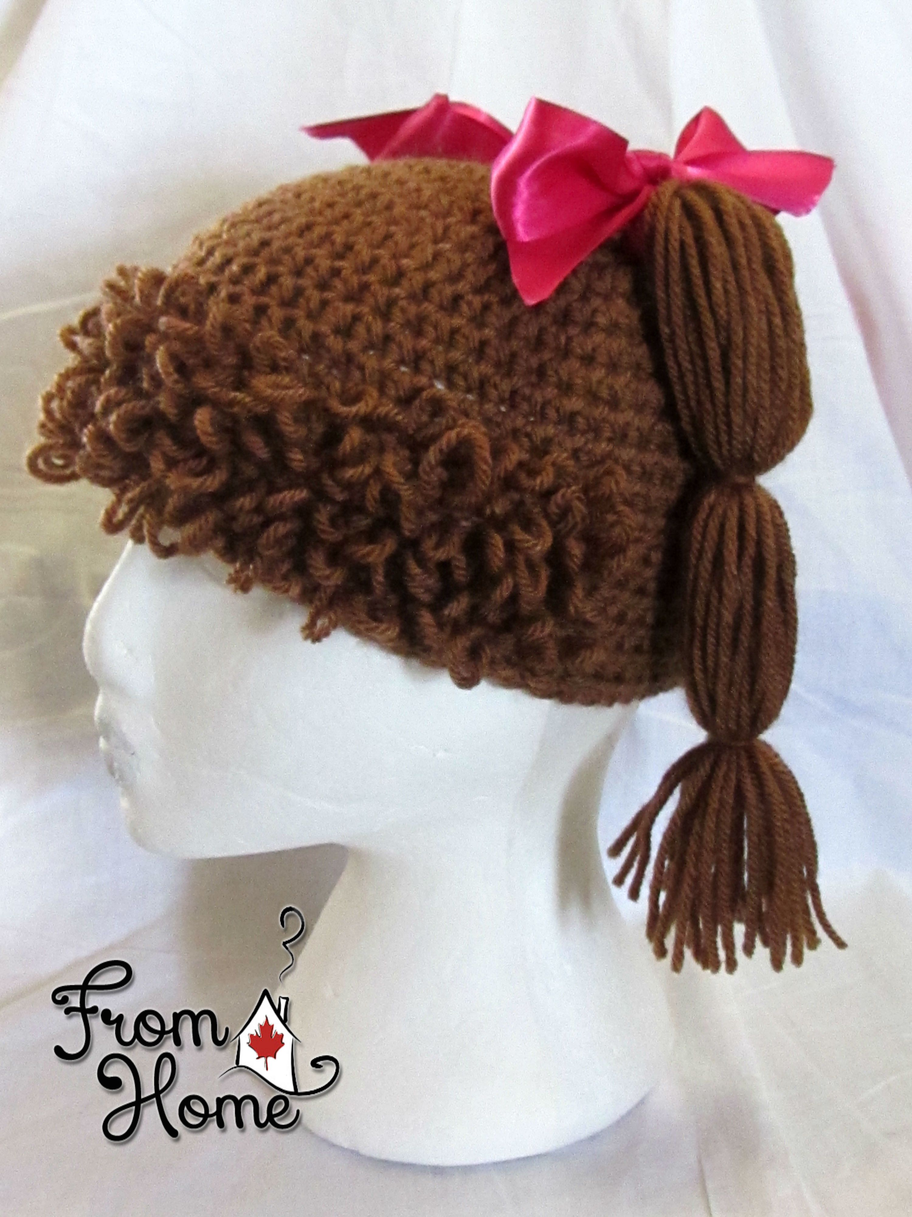 Cabbage Patch Tutorial | From Home Crochet | Crochet | Pinterest ...