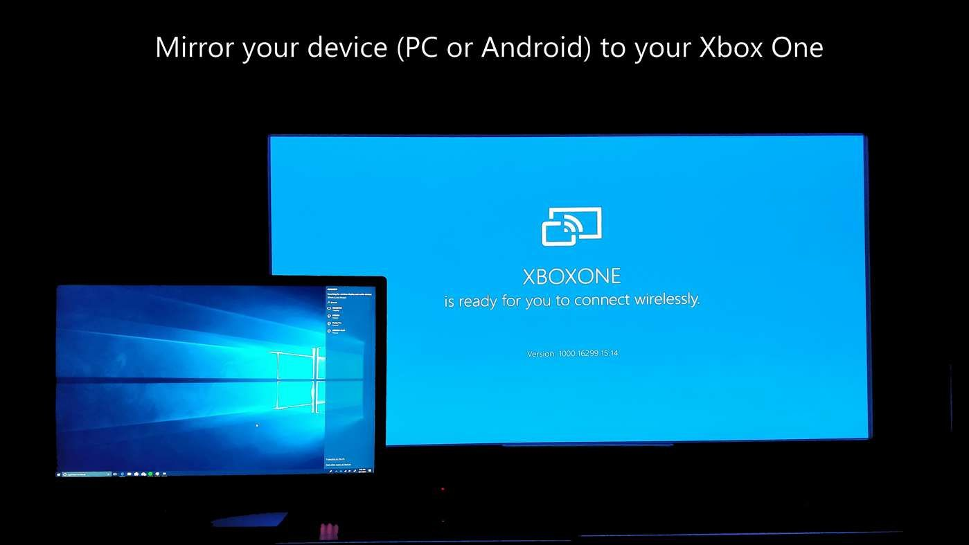You can now mirror your desktop and Android phone to your