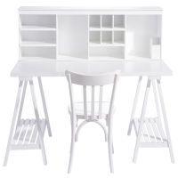 escritorios mesa estudio gris blanco escritorio infantil escritorios blancos dormitorios boy muebles para nios de los nios