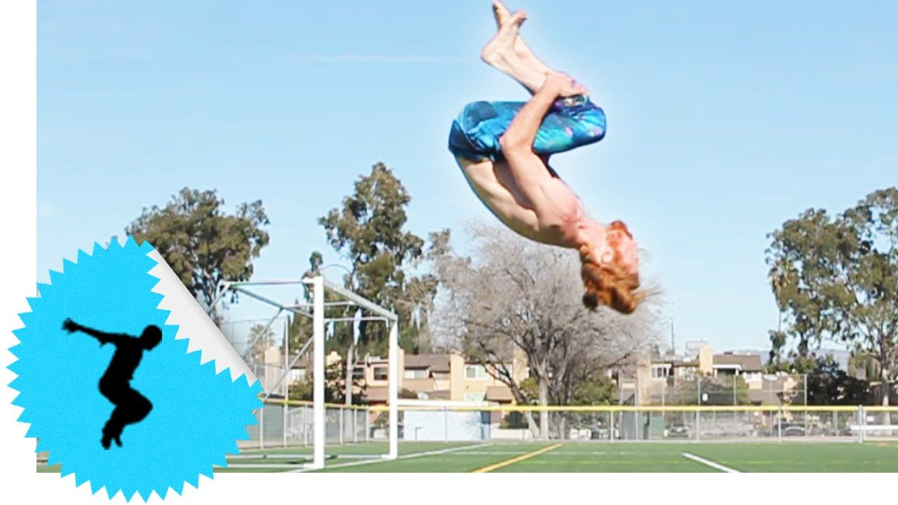 3 Tips To Backflip Fear Without A Gym Or Spotter