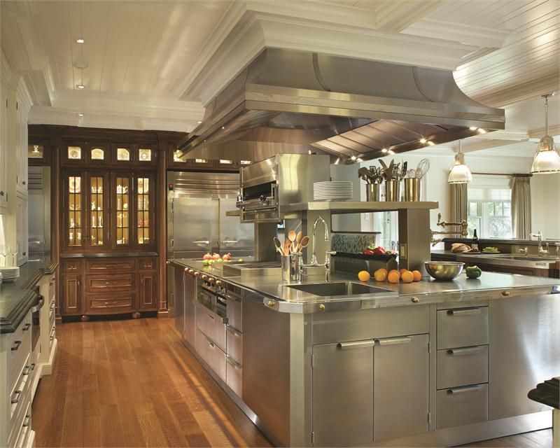 Commercial Kitchen Hood Design Mesmerizing Kitchen Design Hoods Island Commercial Cuisine Kitchen Design Design Inspiration