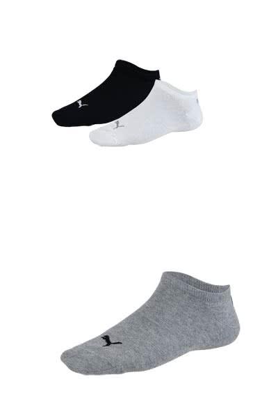 schwarze herren puma sneaker socken