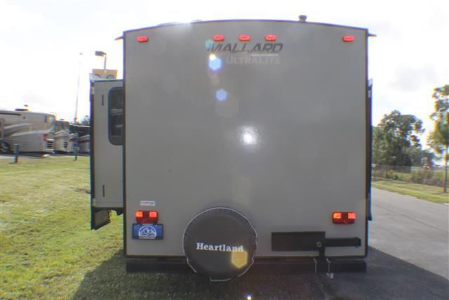 2016 New Heartland Mallard M28 Travel Trailer in Florida FL.Recreational Vehicle, rv, 2016 Heartland MallardM28, Aluminum Rims, Electric Awning, Fiberglass Cap, Mallard Lightweight Package, Power Awning w/ LED, Power Stabilizer Jacks, RVIA Seal, Spare Tire, Winterization,