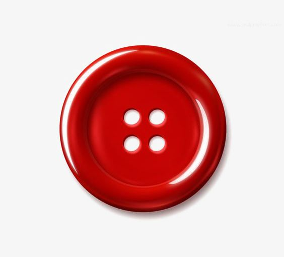 Photo of Botón Rojo, Botón De Imágenes Prediseñadas, Botón, Botón De Ropa PNG y PSD para Descargar Gratis | Pngtree