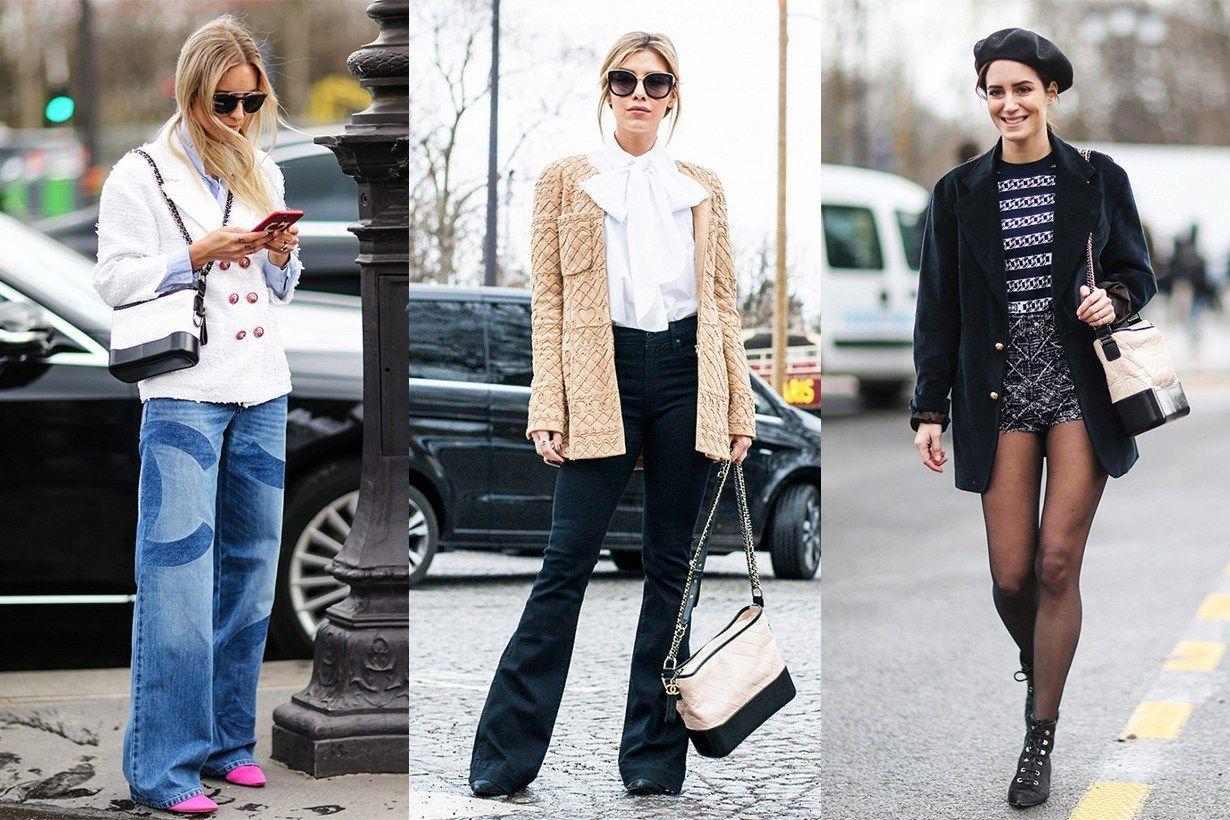 如果你也在尋找一款每個時尚女孩春天都要背的一款包,毋庸置疑,它的名字叫做 Gabrielle。不知道閣下是�