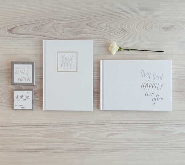 Wedding Guest Books Kikki K