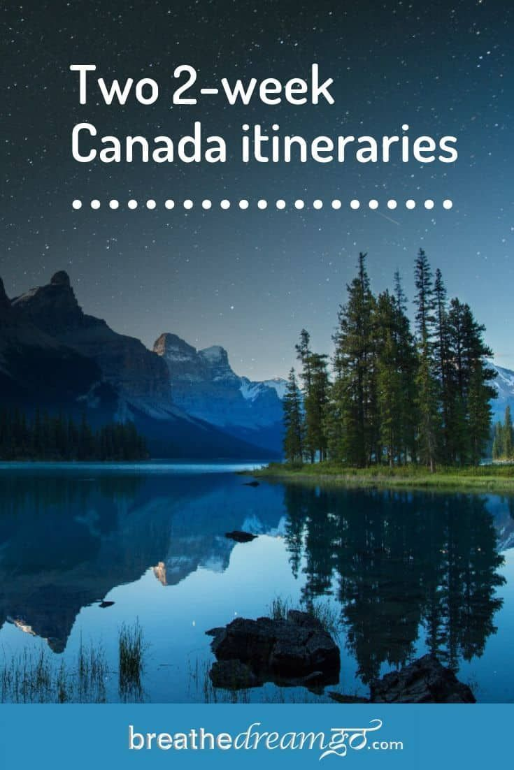 Looking for a Canada itinerary? This guide to Canada is especially for first time visitors  includes 2 week Canada itineraries from Toronto and Vancouver. #style #shopping #styles #outfit #pretty #girl #girls #beauty #beautiful #me #cute #stylish #photooftheday #swag #dress #shoes #diy #design #fashion #Travel