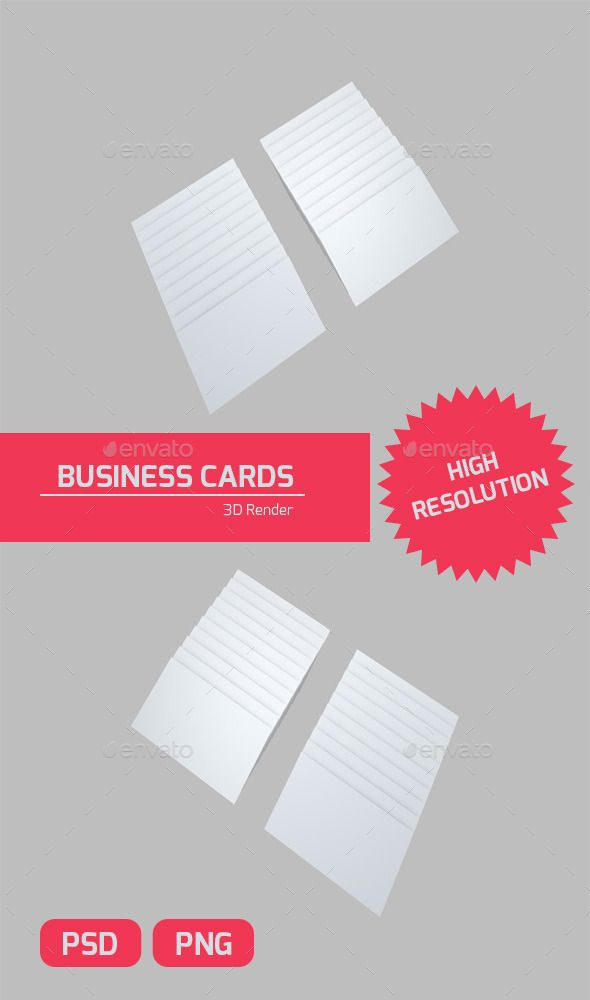 Business Cards | 3d business card, Create business cards and ...