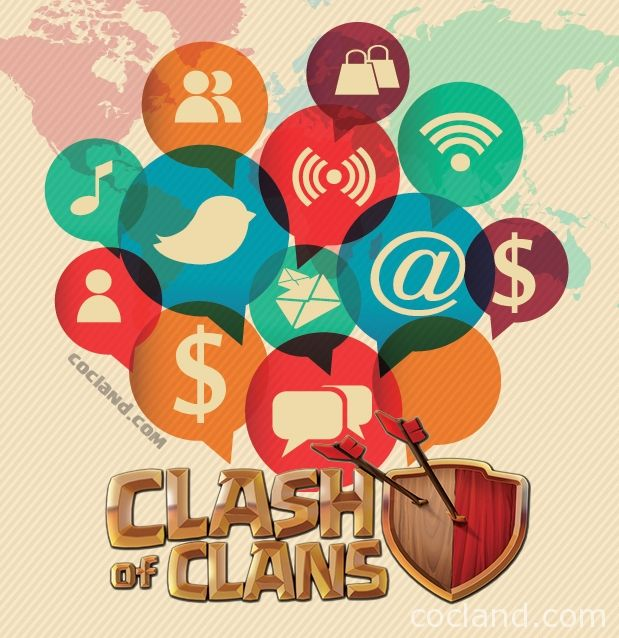 Pin By Nena Prakash On Clash Of Clans Pinterest Clash Of Clans