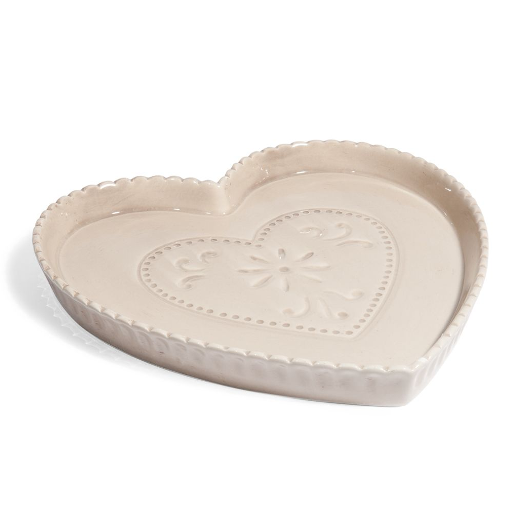 Piatto heart - Maison du Monde