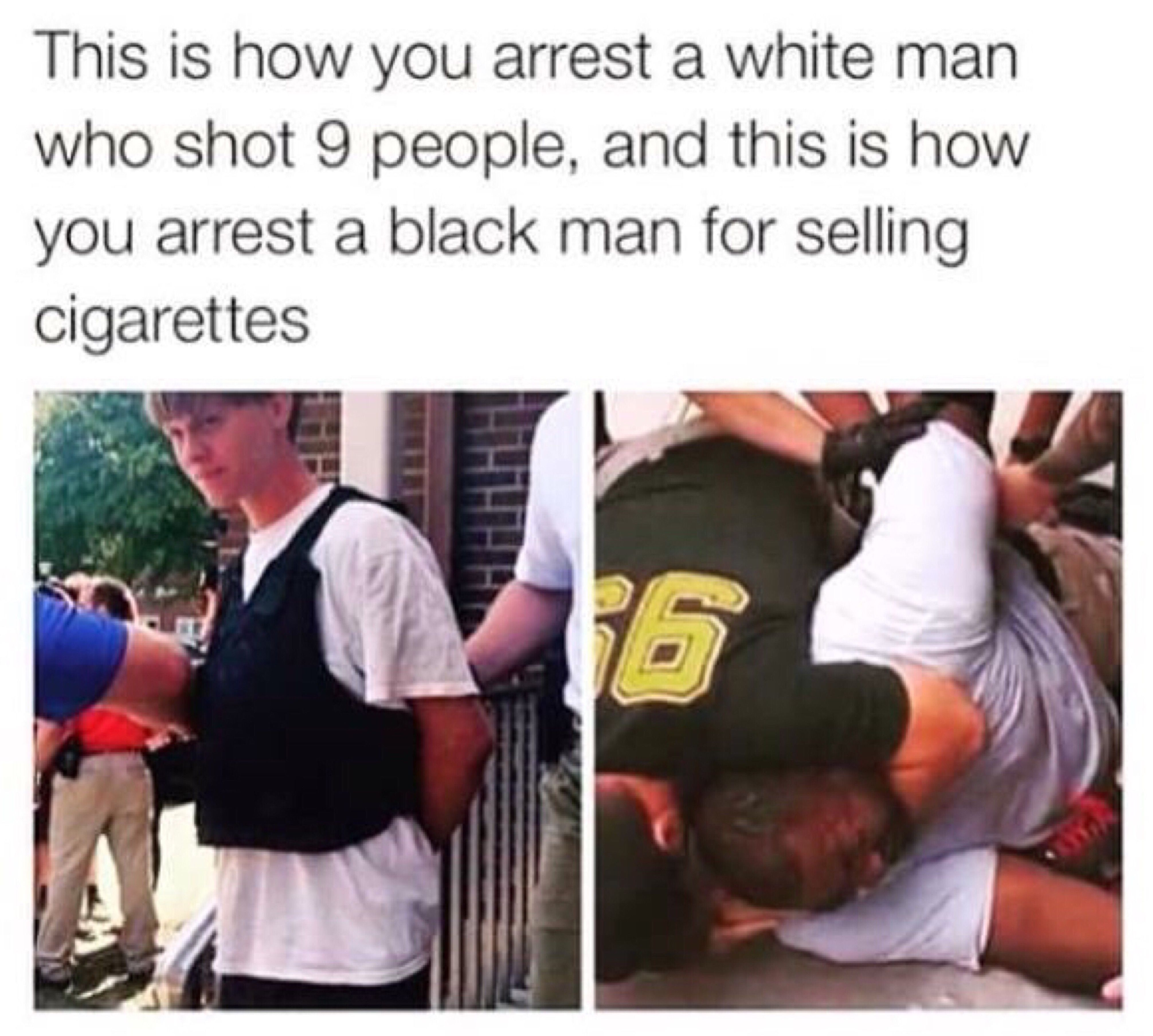Dylann Storm Roof Is A Racist Pouffiasse Who Deserves To
