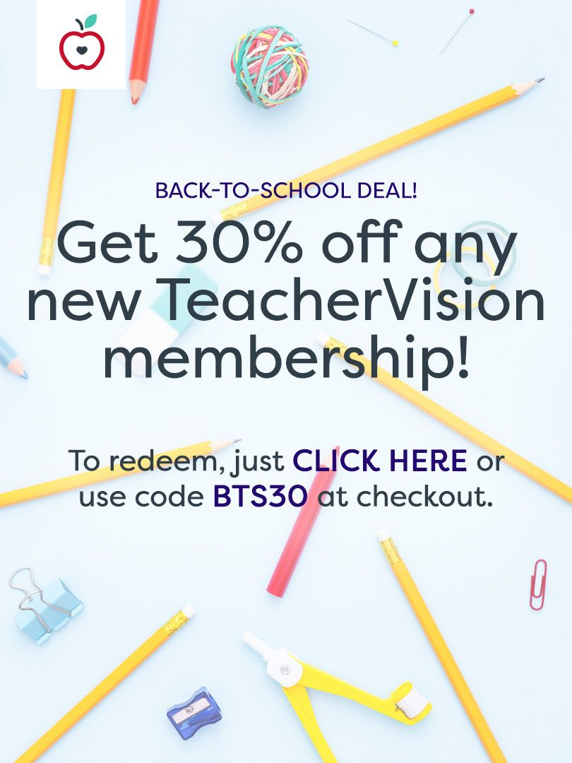 Teaching Resources &amp- Strategies for K-12 - TeacherVision