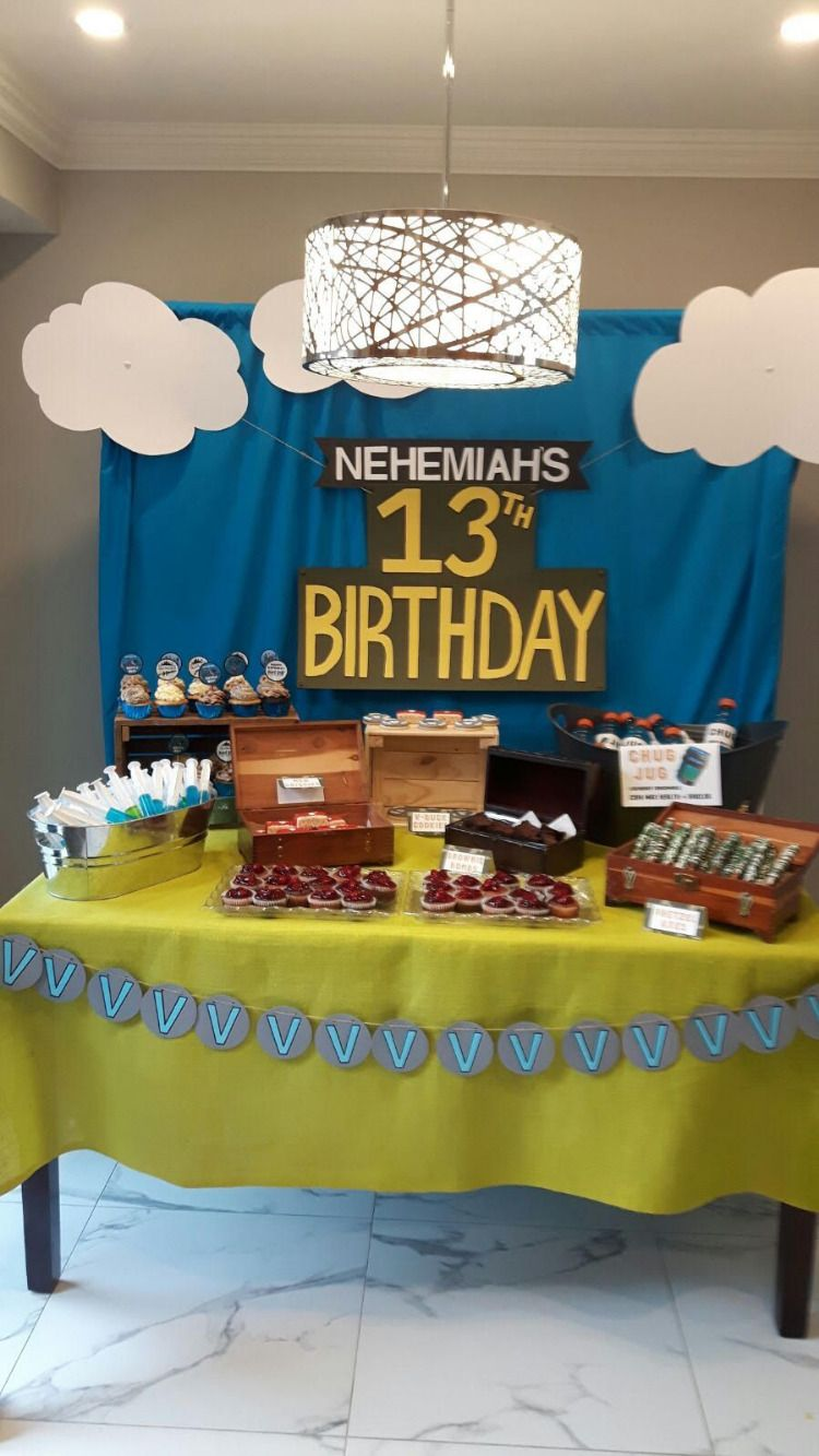 th birthday party ideas for boys also furniture in pinterest rh