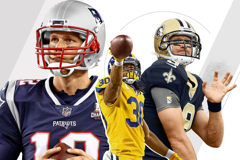 Barnwell S Nfl Quarter Season Awards Tight Race For Mvp Nfl Pro Bowl Nfl Football Helmets
