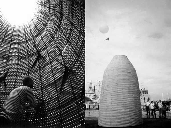 Rintala Eggertsson Architects Bird Cage 2002 Marco Casagrande