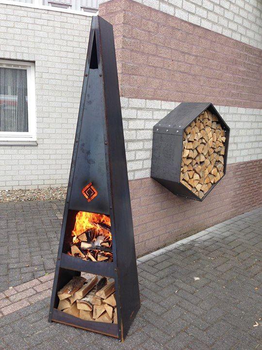 Coolest Metal Fire Pit Designs Katan Jpg