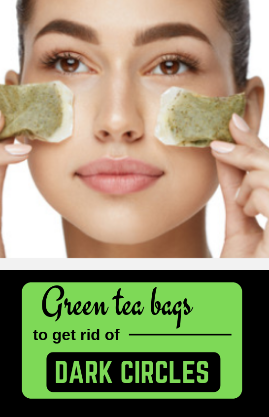 Treat Dark Circles And Puffy Eyes With Tea Bags #skincare ...