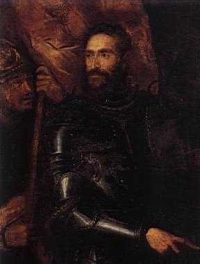 CONVERSANDO ALEGREMENTE SOBRE A HISTÓRIA.: Pier Luigi Farnese, primeiro Duque de PARMA, PIACE...