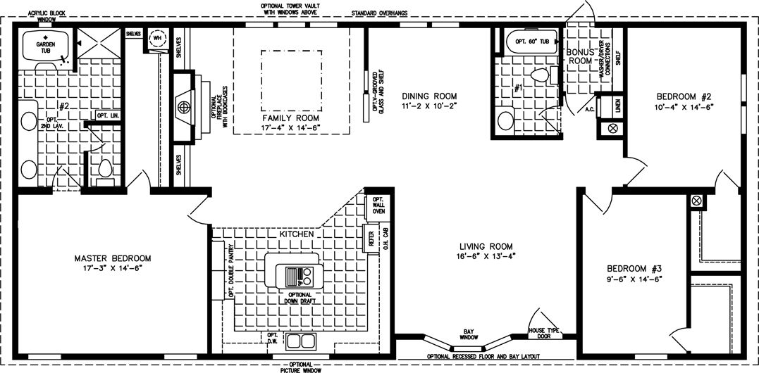 House floor plans 2000 square feet gurus floor for Home plans under 2000 sq ft