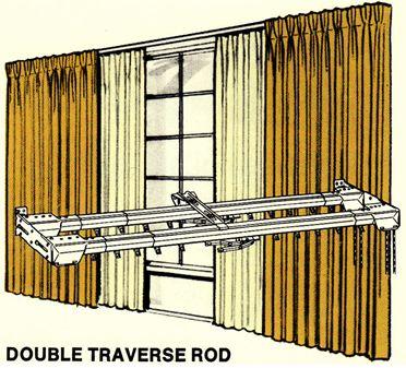 Kirsch Superfine Double Traverse Rod Household Help Bali Home