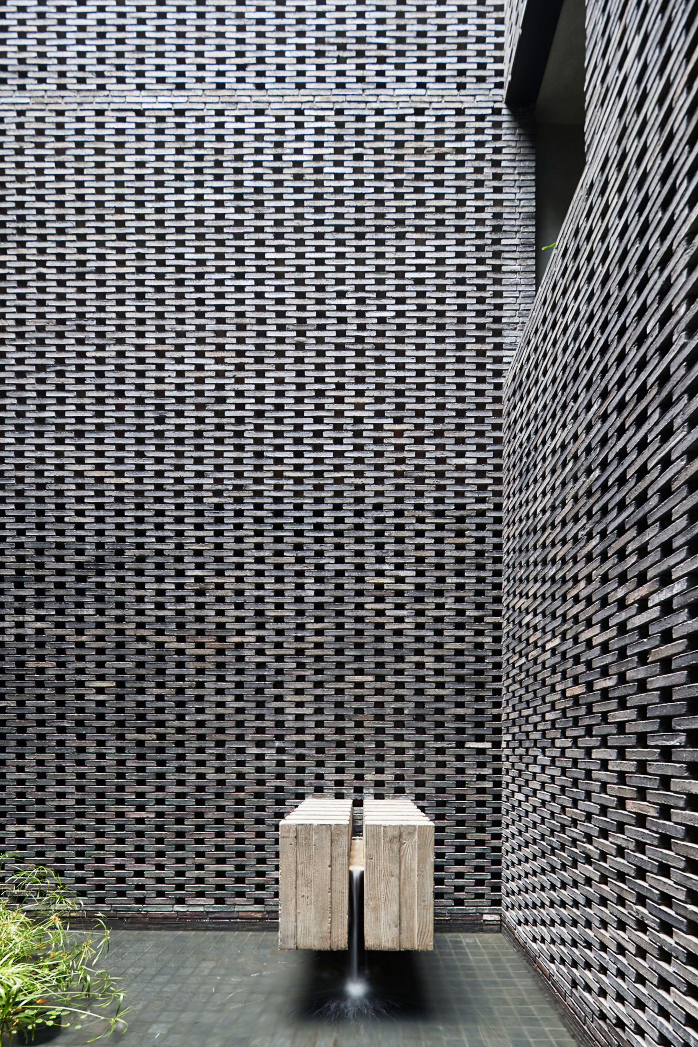 Woods bagot designs brick and concrete apartment complex for Architecture firms melbourne
