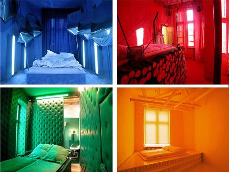 spaces - Cool Themed Rooms
