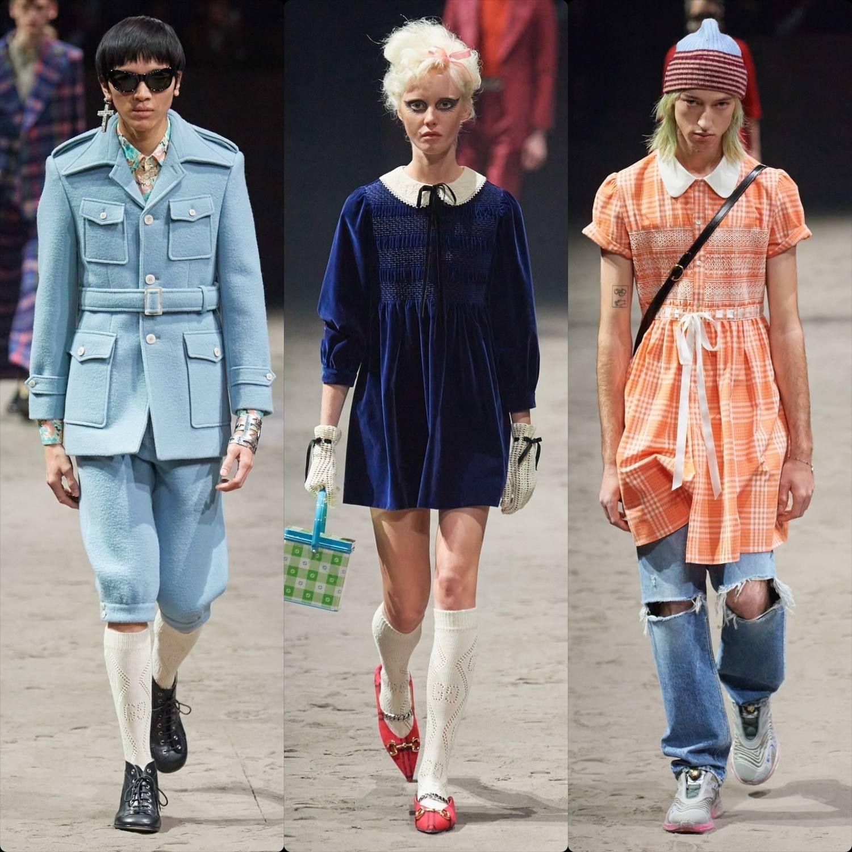 Gucci Fall-Winter 8-8 Milan Men  Fashion, Milan fashion