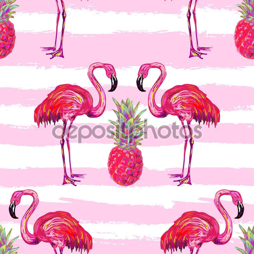 Pink Flamingo Wallpapers WallpaperPulse