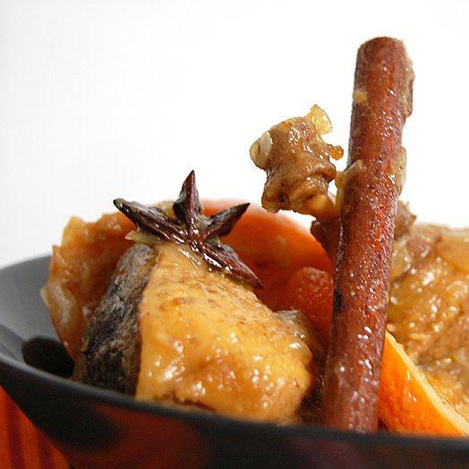 Pato a la Naranja Especiado - Spiced Orange Duck - Ànec a la Taronja amb Espècies