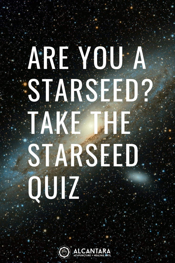 Are you a Starseed? Take the Starseed Quiz Now!