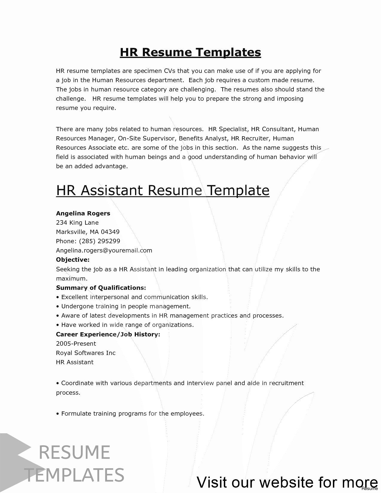 resume template psd Best in 2020 Resume objective