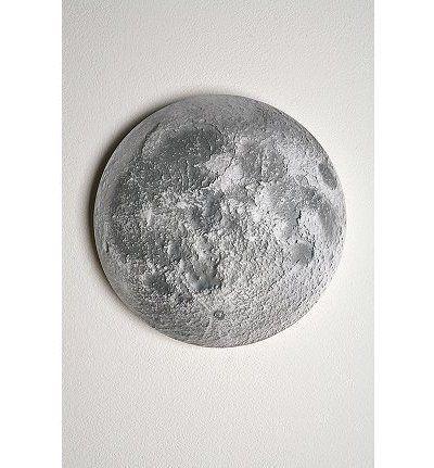 Illuminated Moon