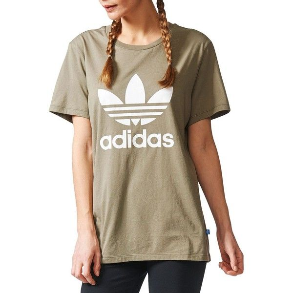 Adidas Originals Trefoil Tee Dress Women's | evo