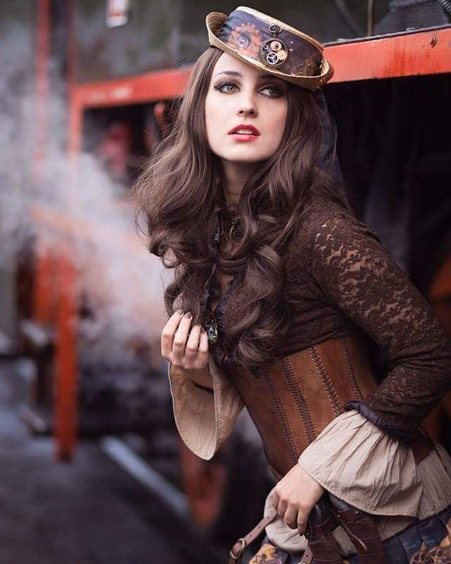 Pin on Steampunk Cosplay