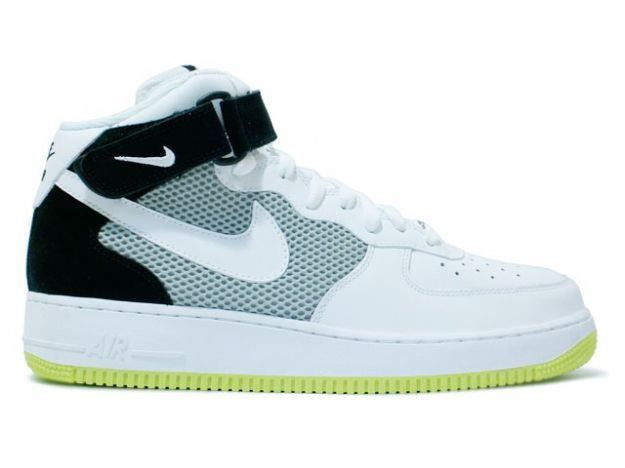mid air force ones
