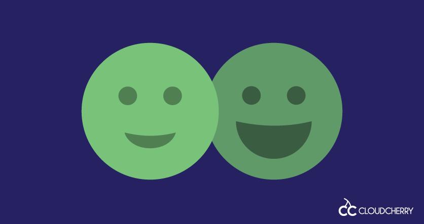 Customer Satisfaction Vs Customer Delight Customer Satisfaction Satisfaction Design Language