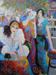 Isaac Maimon Painting
