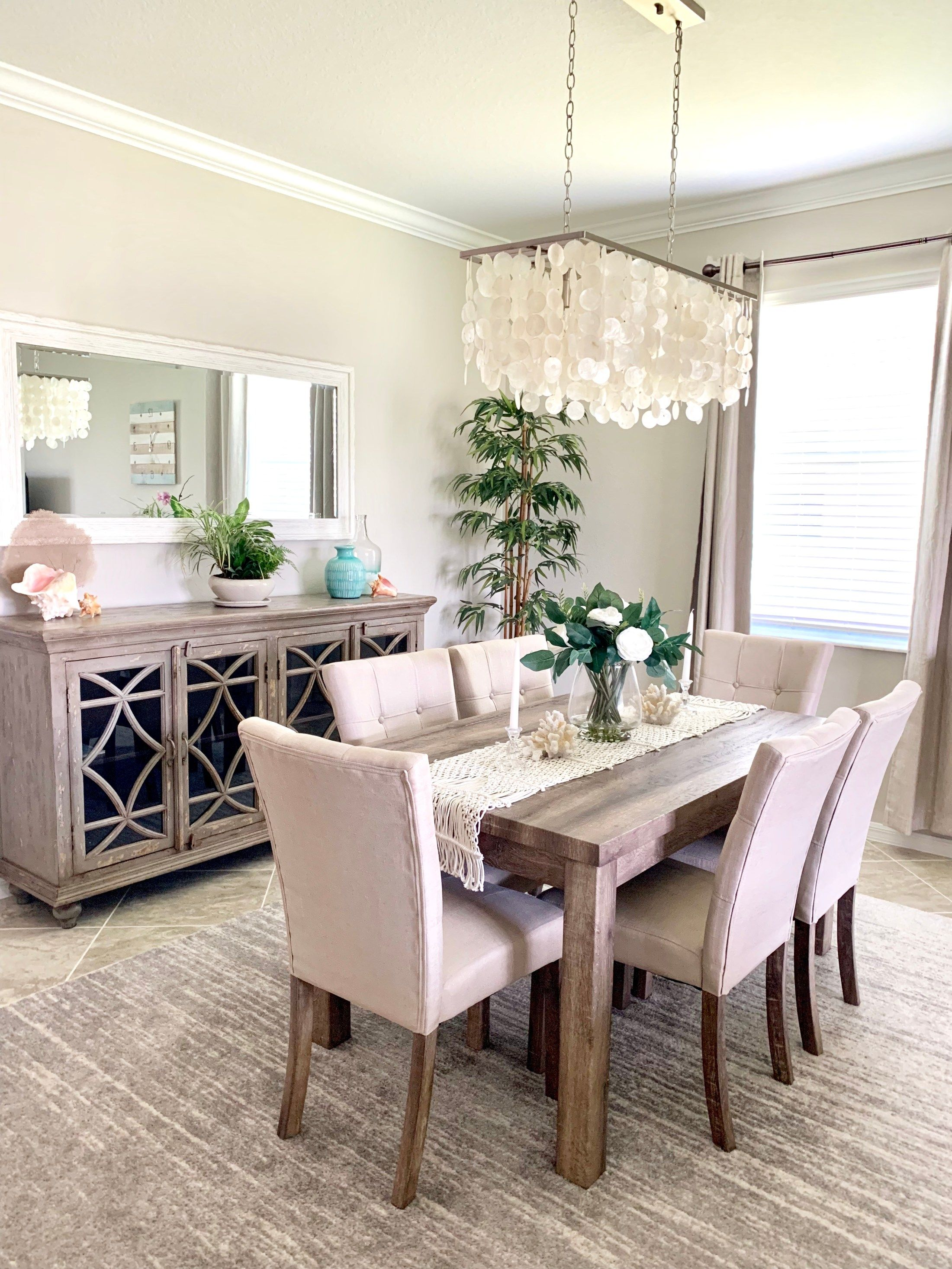 Dining Room Tour | Oh How Charming by Lauren