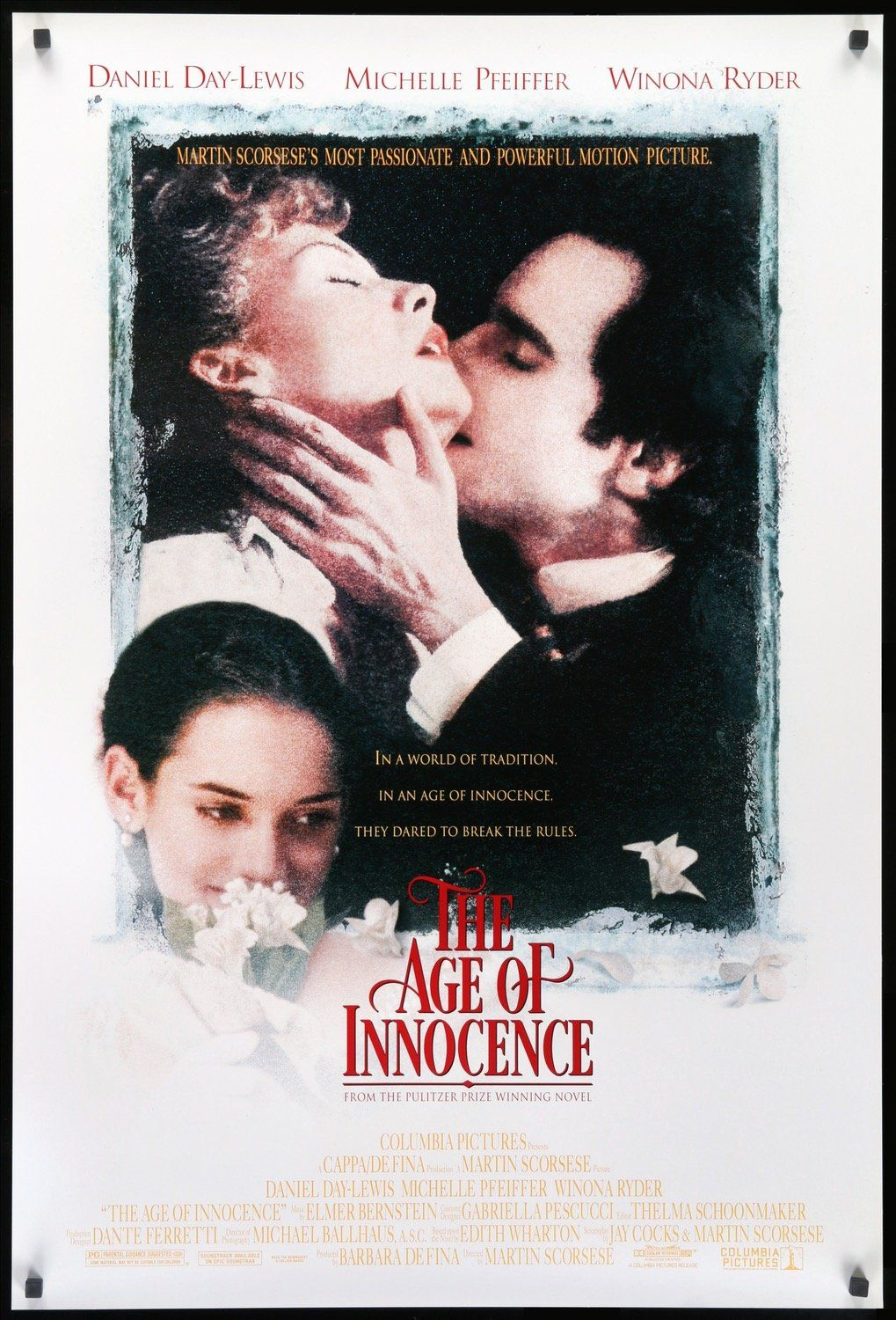 Age Of Innocence 1993 In 2021 The Age Of Innocence Martin Scorsese Film
