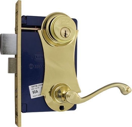 Marks Lock Ornament 9215ac 3 Unilock Lever Plate Mortise Lock For Security Door Storm Door Security Door Mortise Lock Door Lock Security