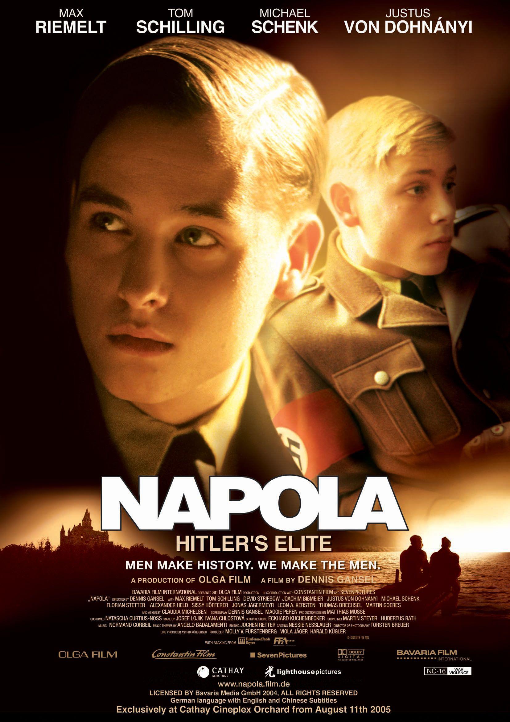 Napola- Elite für den Führer  Krasser Film