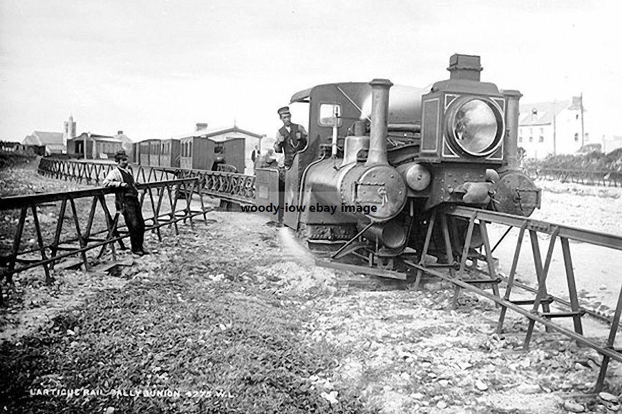 rp15532 Lartigue Railway , Ballybunion , Co Kerry