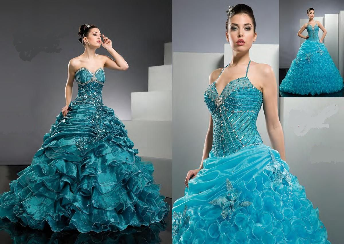 Coloured Wedding Gowns Es Dresses