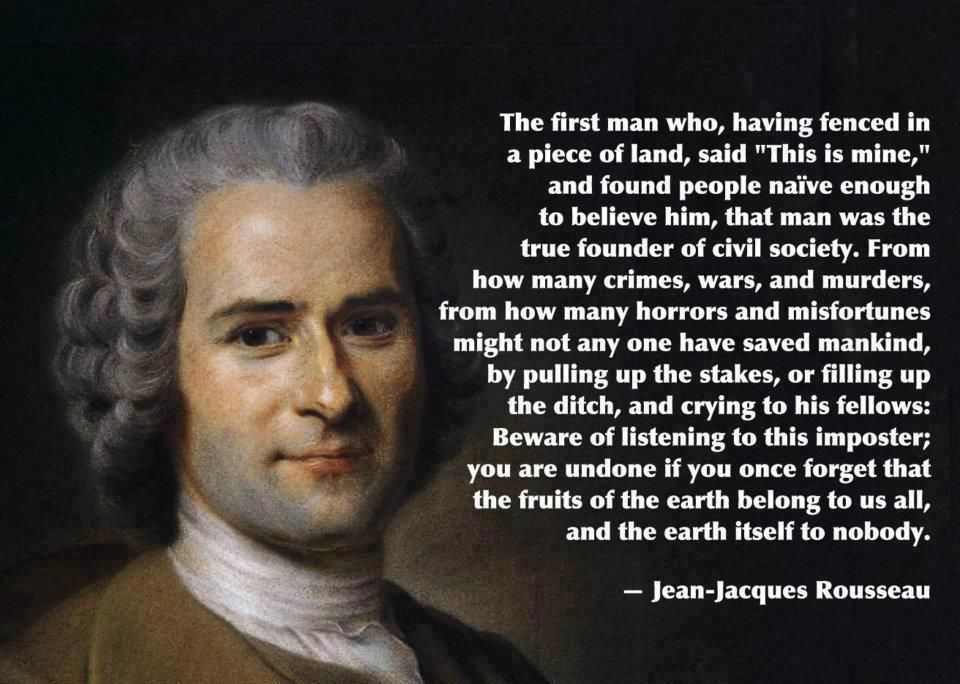 Jean Jacques Rousseau June 28 1712 July 2 1778 Was A Genevan